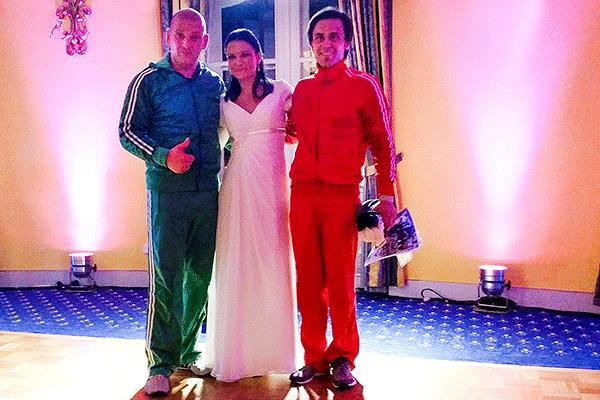 Hochzeit Hotel Hilton Dresden