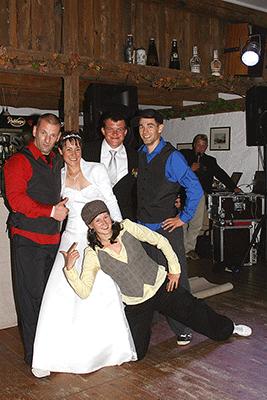 Skyliners Break Dance Show