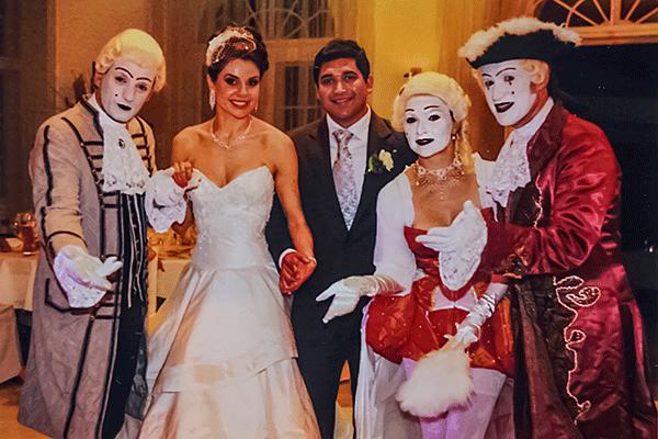 Schloß Wackerbarth Hochzeitsshow