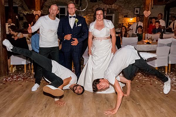 Hochzeiten in rustikaler Mühle
