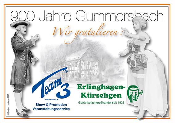 Skyliners @ 900 Jahre Gummersbach