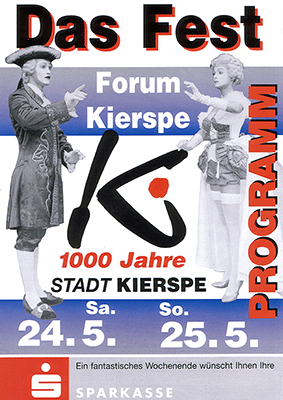 Skyliners @ 1000 Jahre Stadt Kierspe