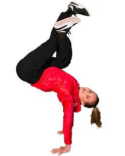 Breakdance mieten