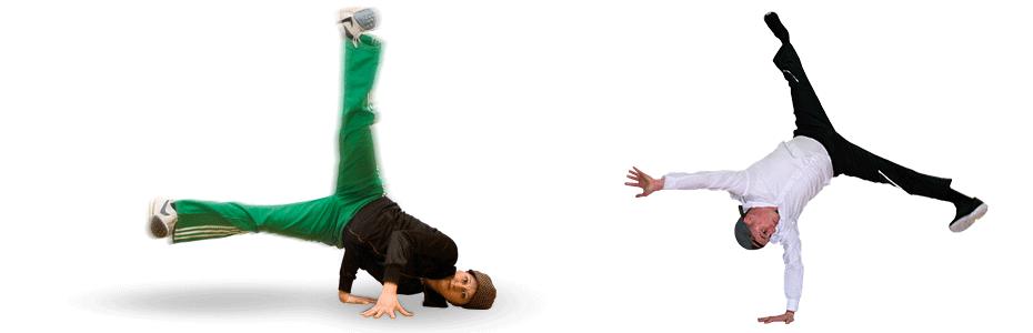 Breakdance buchen