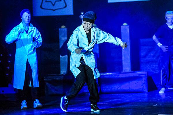 Break Dance meets Classic 2015